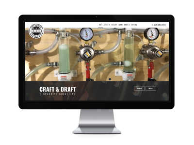 Craft Draft Beer Dispensing Solutions