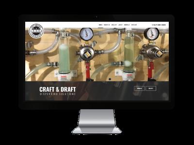 Craft Draft Beer Dispensing Solutions