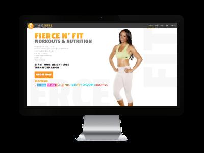 Heather Wilson Phllips Fitness Trainer